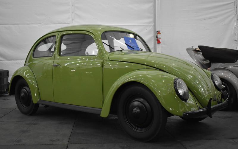 Volkswagen Beetle (1947)