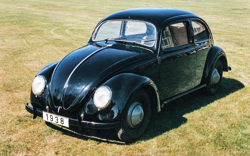 Volkswagen Beetle: 1948-2003