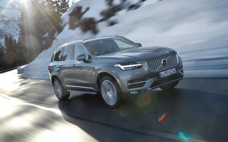 Volvo XC90 T8 Inscription Pro T8 Twin Engine AWD – from £71,945