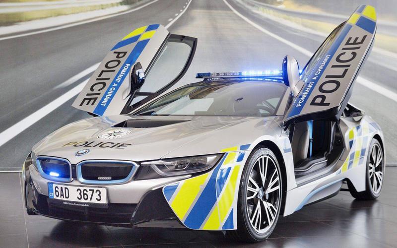 63: BMW i8 (Czech Republic)