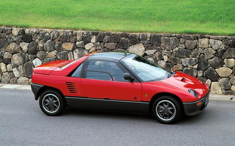 Autozam AZ-1 (1992) – 3 models