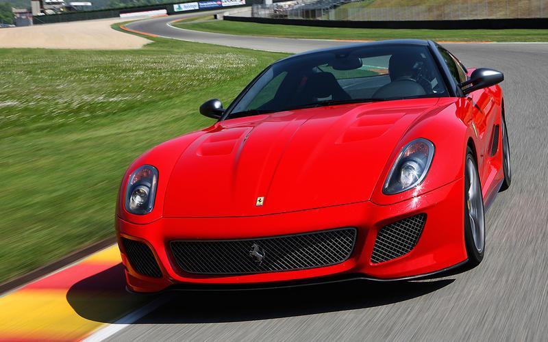 Ferrari 599 GTO (2011)