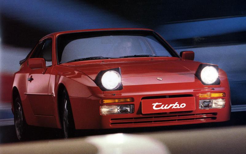Porsche 944 Turbo (1985)