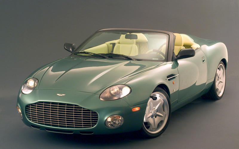 Aston Martin DB AR1 (2003)
