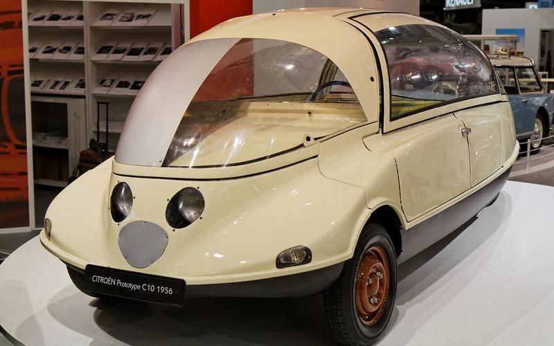 Citroën C-10 (1955)
