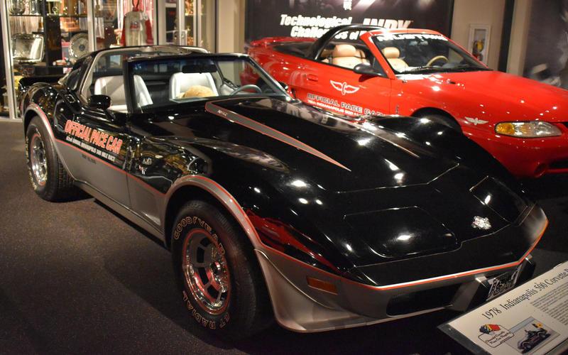 Chevrolet-Corvette Indy 500 Pace Car (1978)