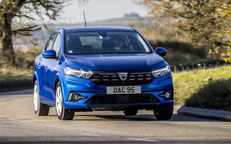 Dacia Sandero – £7995