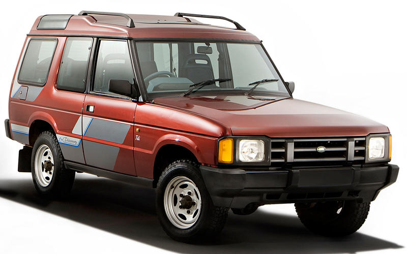 Land Rover Discovery (1989)