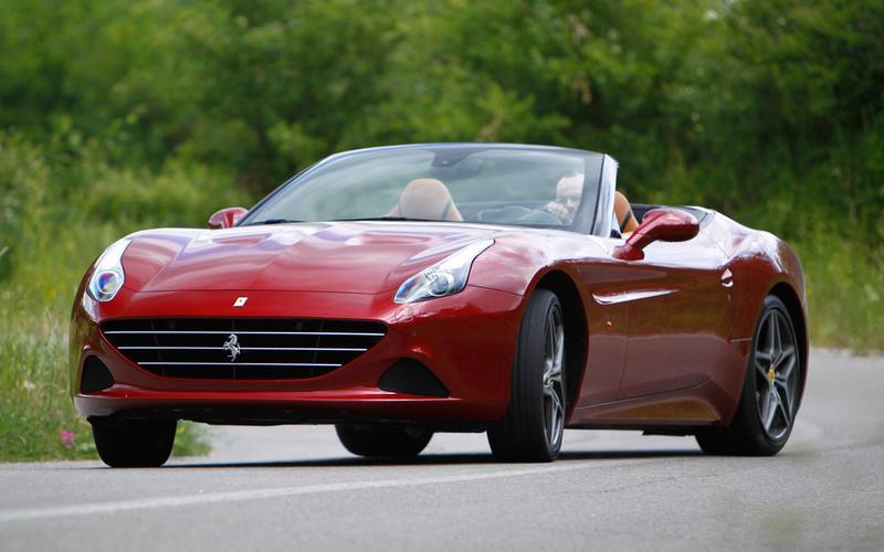 Ferrari California T (from £100,000)