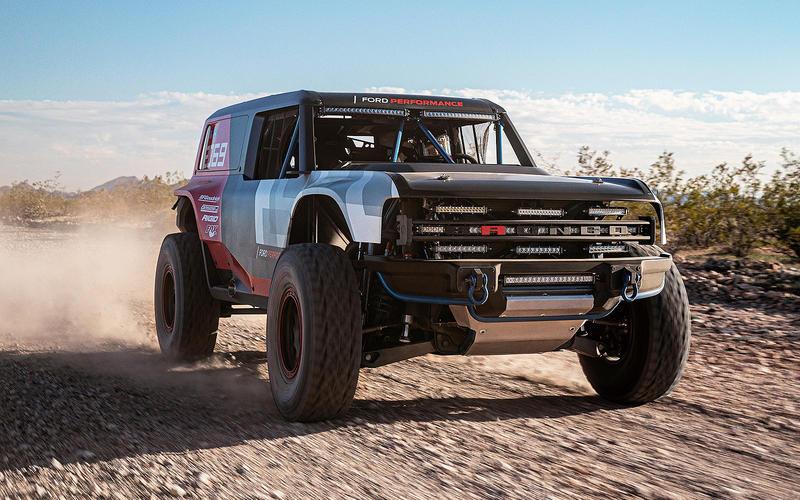 26: Ford Bronco R