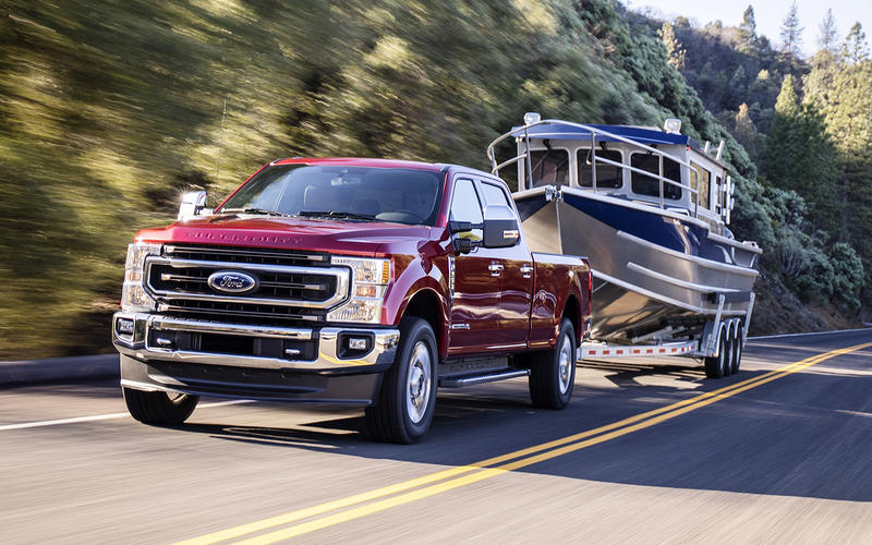 2: Ford F Series – 1,070,348