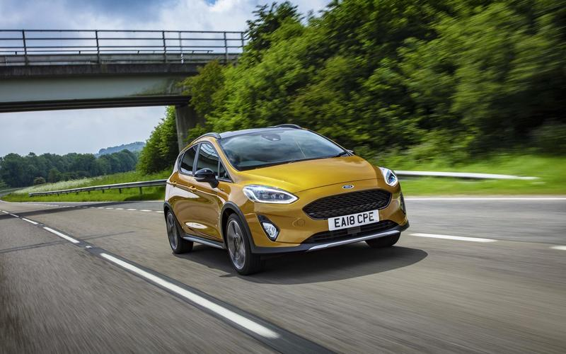 Ford Fiesta – Cologne, Germany – 95,892 examples sold in 2018