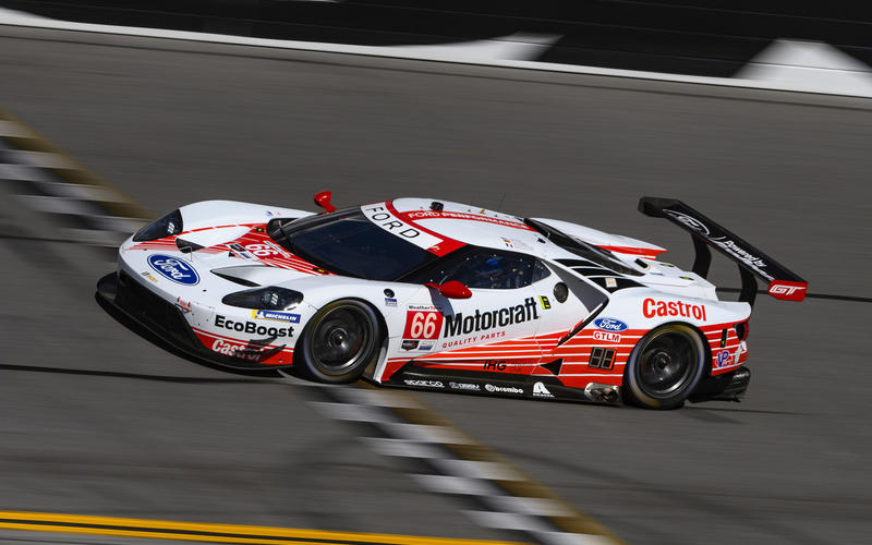 Ford GT LM 66 (2019)