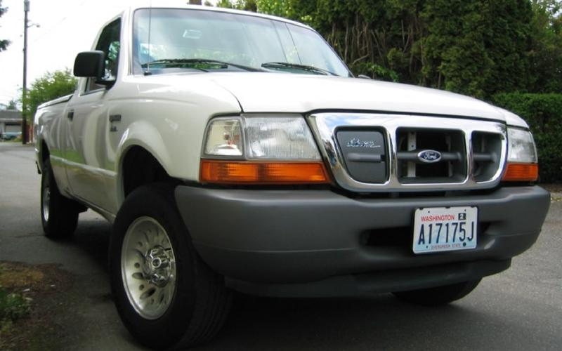Blast from the past: Ford Ranger EV (1997-2002)