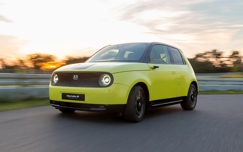 Honda-e (2019)