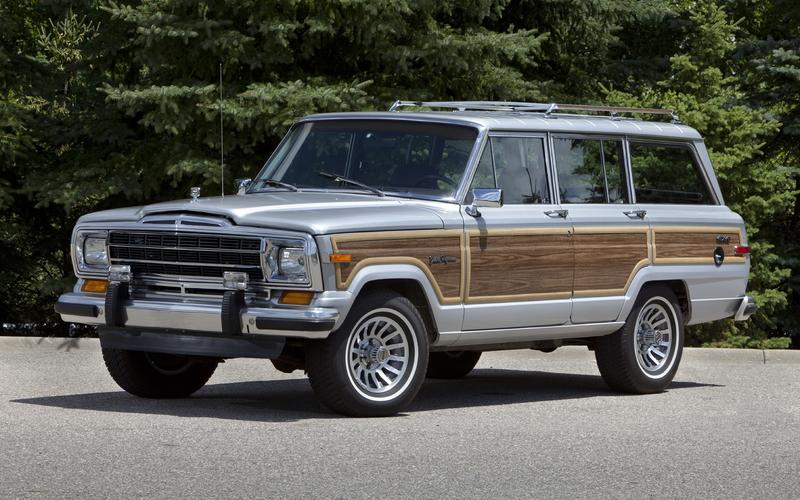 The Wagoneer in 2020