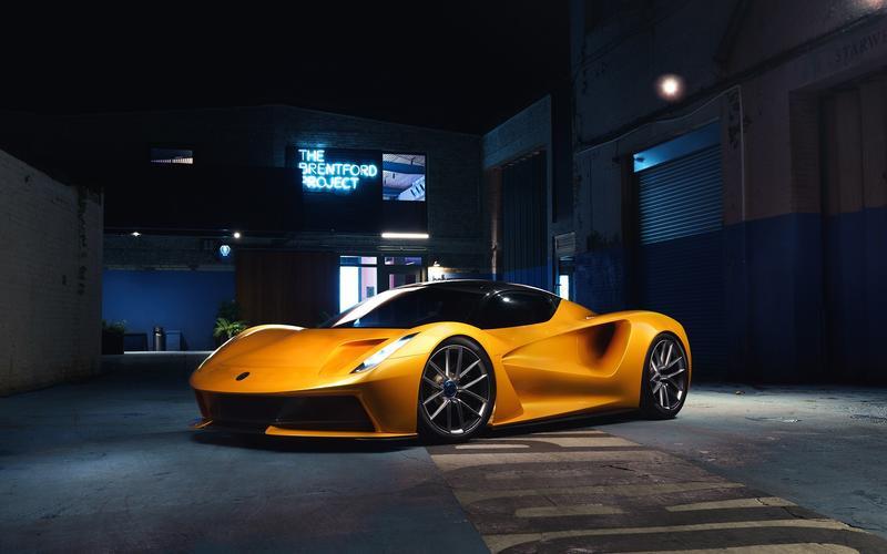 Lotus Evija (2021)
