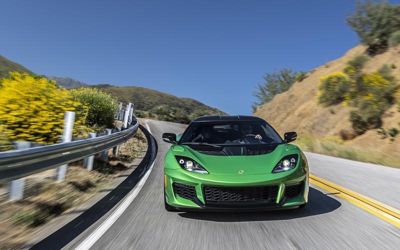 Lotus Evora GT (2019)