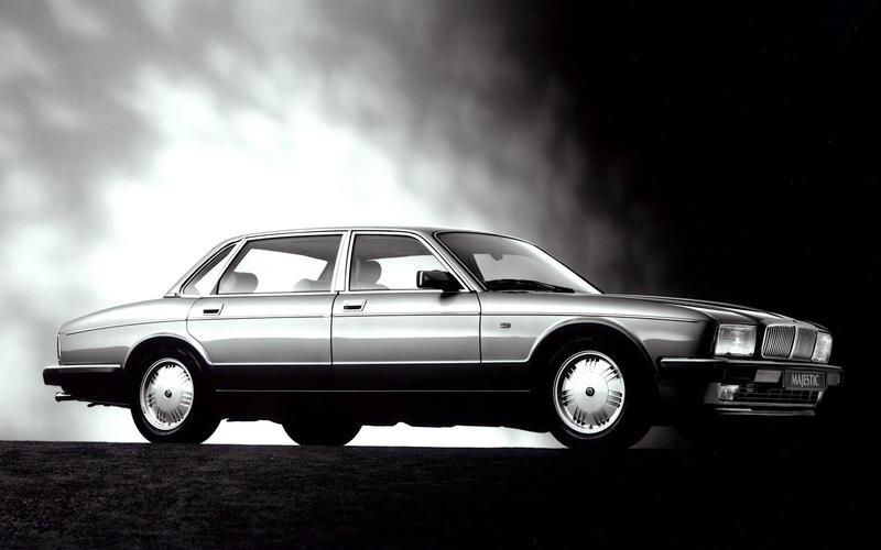 Jaguar XJ Majestic LWB (1990)