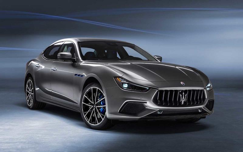Maserati Ghibli – £58,220
