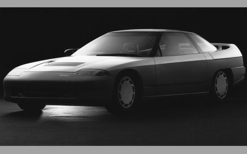 Mazda MX-03 (1985)