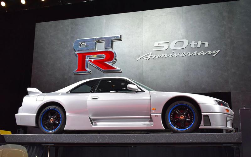 Nissan-Nismo GT-R (1995)