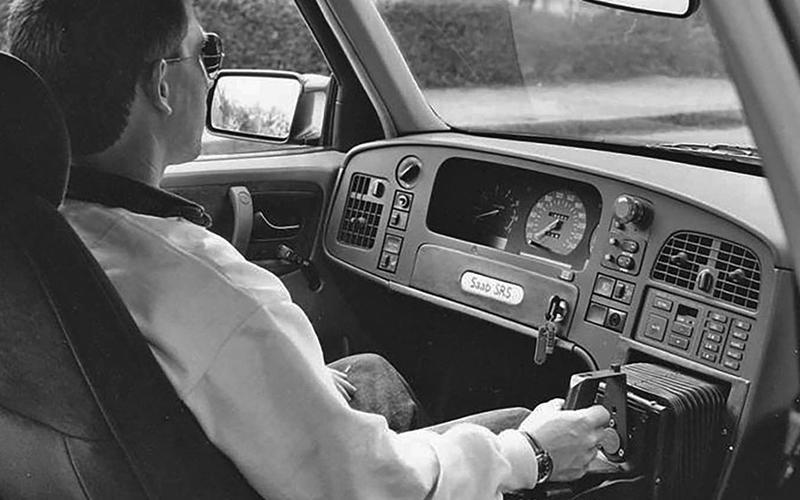Saab 9000 Prometheus (1993)