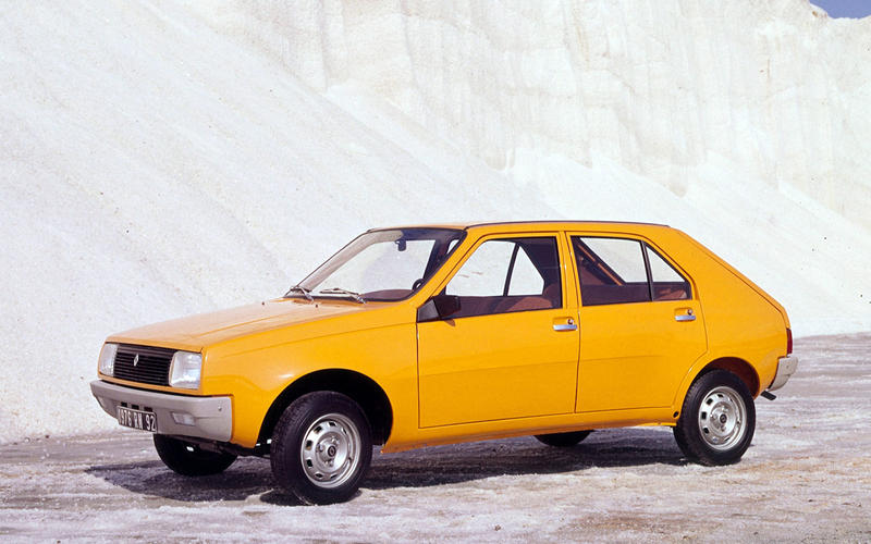 Renault 14 (1976)