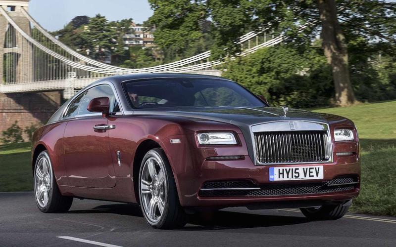 1: Rolls-Royce Wraith