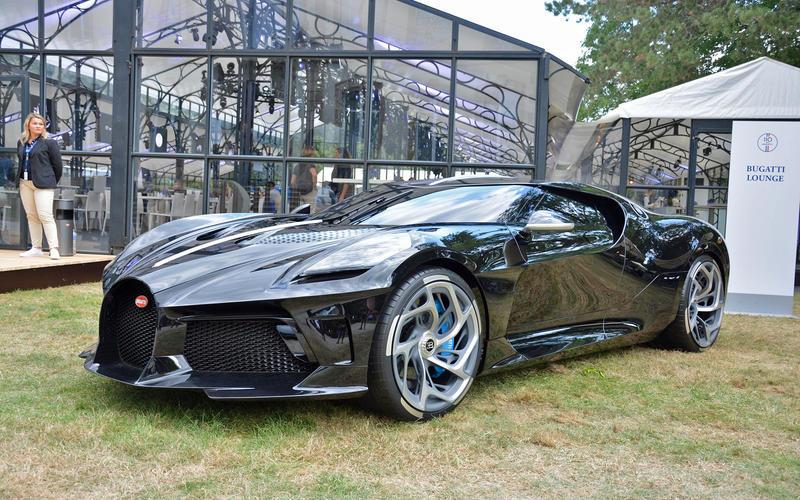 Bugatti La Voiture Noire (2019)
