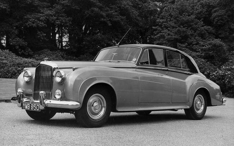 Bentley S-Series (1955)