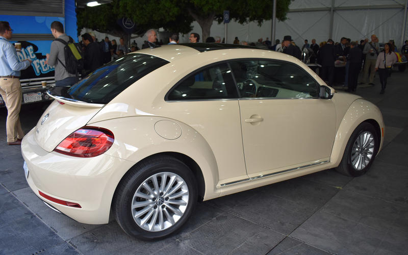 Volkswagen Beetle Final Edition (2019)