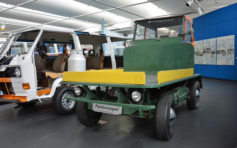 Volkswagen Plattenwagen (1946)