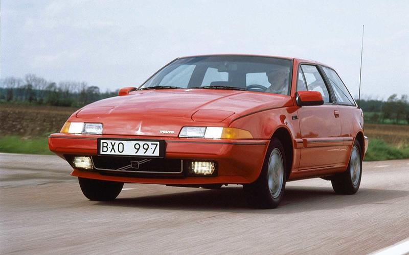 Volvo 480 – from £500