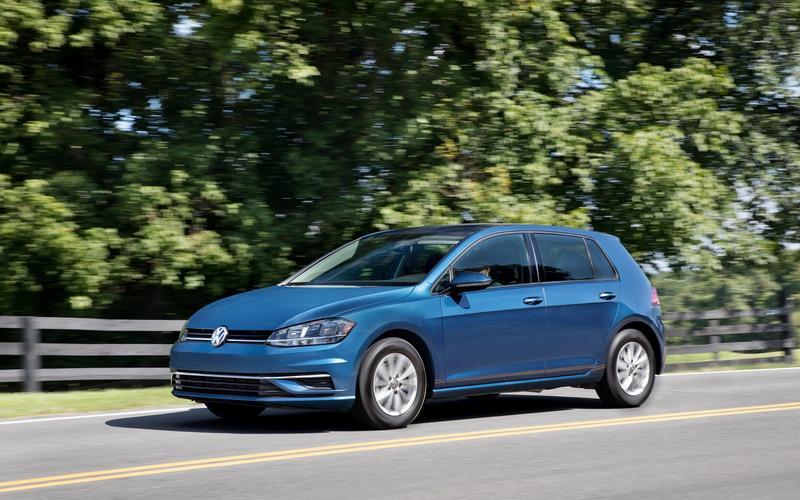 20. Volkswagen Golf (2020)