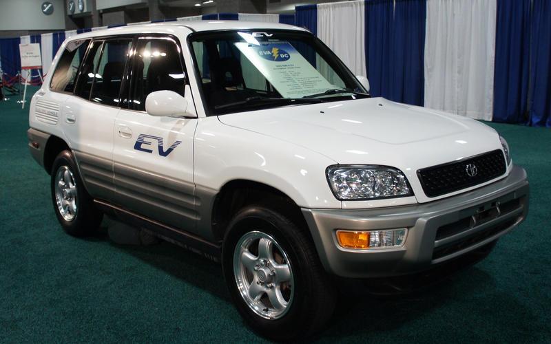 Toyota RAV4 EV (1997)