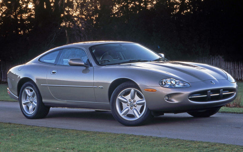 The XK makes its debut