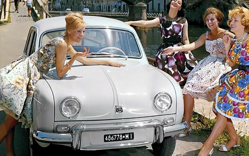 Alfa Romeo Dauphine (1959)