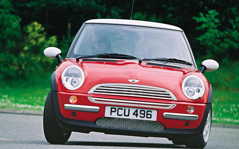 2000: 'BMW' Mini