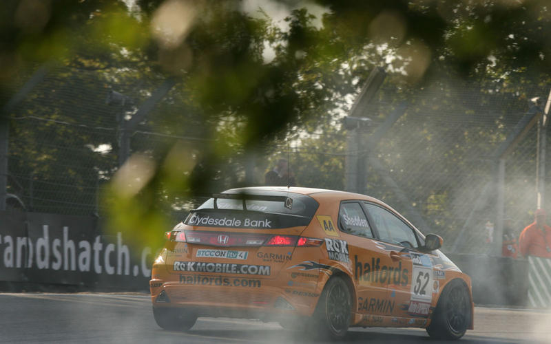 2012: Shedden scores his first title