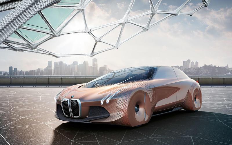 BMW Next 100 (2016)