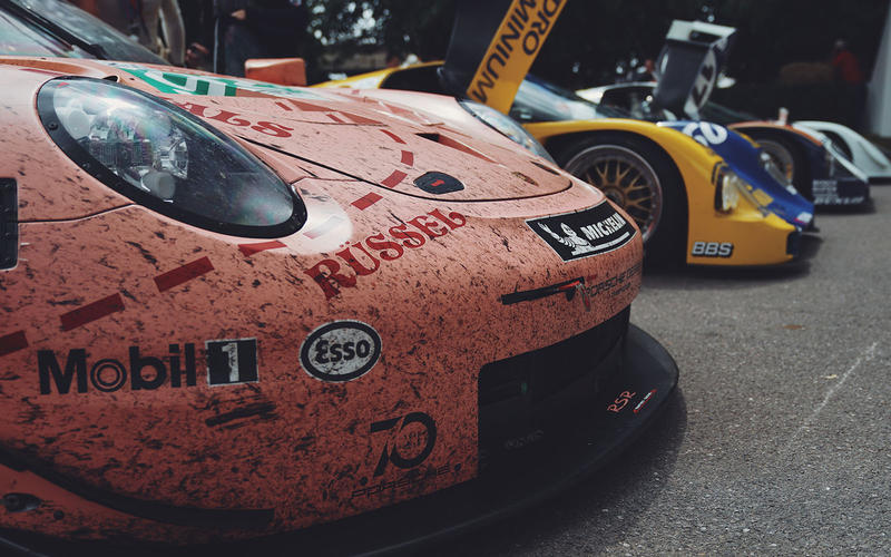 Pink Pig livery