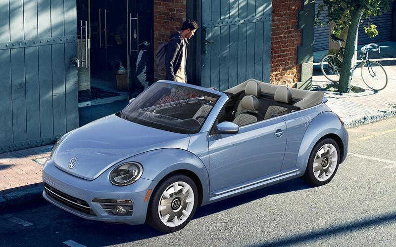 Volkswagen Beetle: Final Edition, 2019