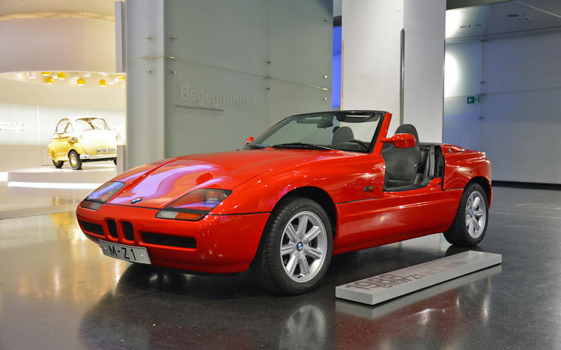 The greatest cars displayed in the BMW museum | Autocar