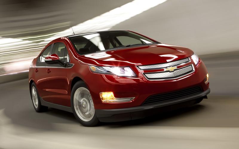 Chevrolet Volt (2010)