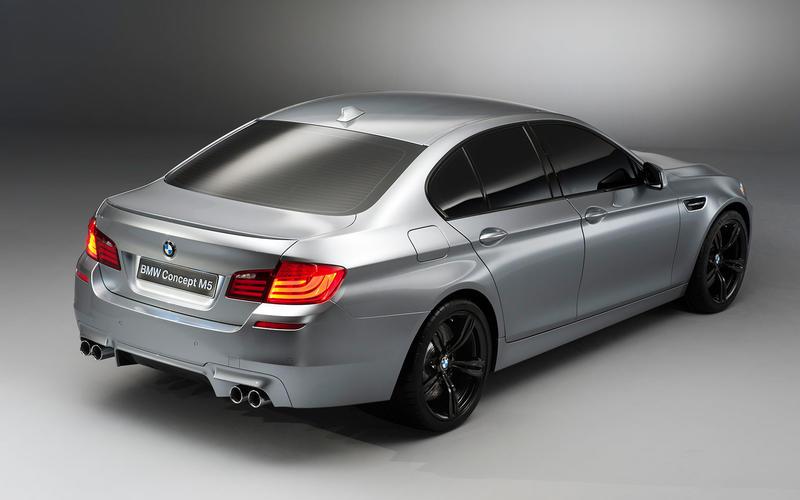 BMW M5 (Concept) - 2011
