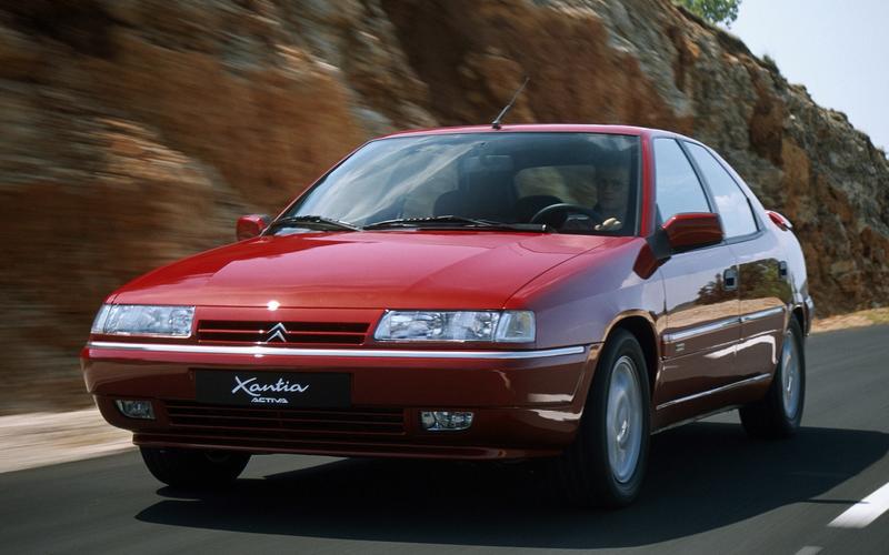 Citroën Xantia (1992)