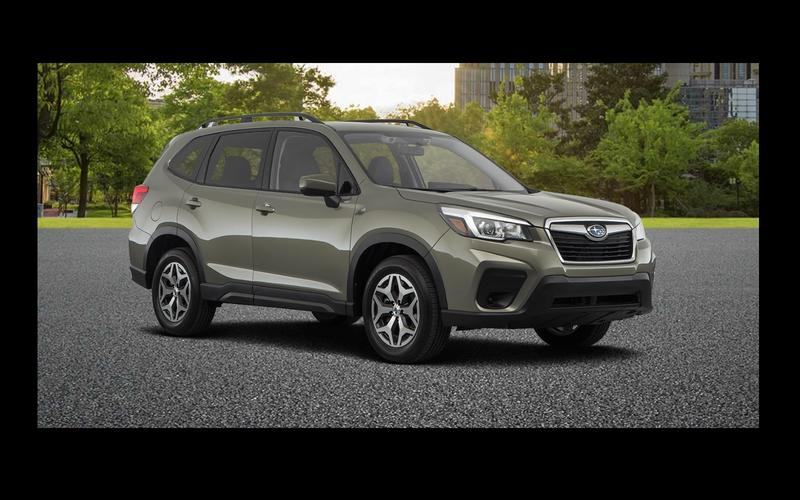 Subaru Forester (good)