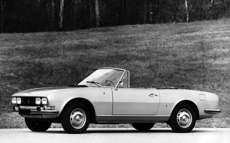 Peugeot 504: 1968