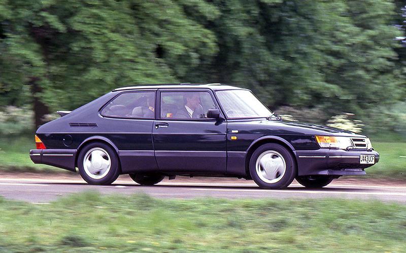 Saab 900 16S (1984)